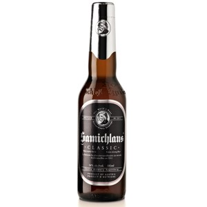 Das Samichlaus-Bier wurde ab 1984 gebraut und war bis 1997 das wohl berhmteste Bier der Schweiz. &#xD;&#xA;