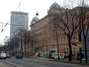 Sperrt im kommenden Jahr auf: Das Palais Hansen Kempinski am Schottenring.