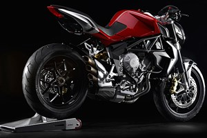 Die neue MV Agusta: Ziemlich brutale Wiedergeburt einer Marke.