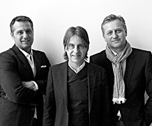 Havas Wien Worldwide: Alexander Rudan, Frank Bodin, Karl Heinz Pacher.