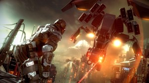"Screenshots aus ""Killzone: Shadow Fall"""