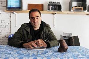 Der in Wien lebende georgische Künstler Giorgi Okropiridse leitete ein Restaurationsprojekt.