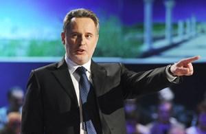 Dmytro Firtasch zählt zu den einflussreichsten Oligarchen der Ukraine.