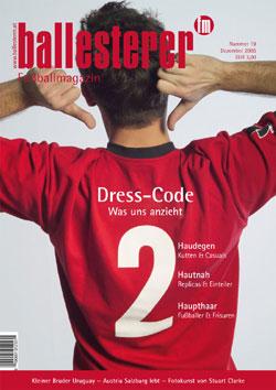 Erstmals österreichweit im gut sortierten Zeitschriftenhandel.