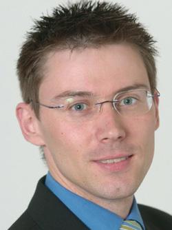 Rainer Präsoll, bisher Prokurist, wurde neben Gmeinbauer und Fleischhacker zum Geschäftsführer bestellt - rp