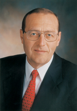 Klaus Darbo führte den Betrieb seit dem Jahr 1970.
