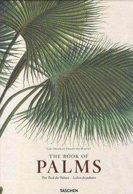 """Carl Friedrich Philipp von Martius, """"The Book of Palms""""  (Hrsg. Walter Lack). € 99,- / 450 Seiten. Taschen Verlag, Köln 2010"""