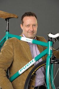 Josef Faber leitet die Geschicke des Familienbetriebes in zweiter Generation.