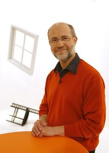 Harald Lesch, unser aller liebster Volksbildner.