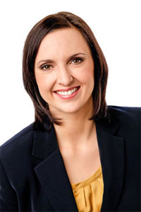 """Moderiert künftig den """"Report"""": Susanne Schnabl-Wunderlich"""
