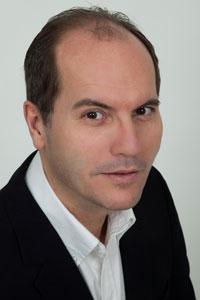 Thomas Nagy, Gründer von TrauerWeile.