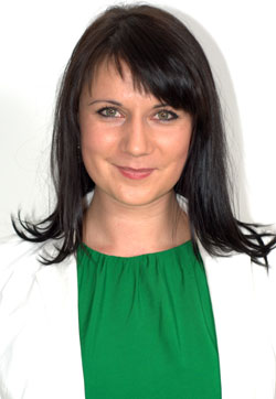 "Adela Kuliga, Gründerin von ""Networking Youth Career""."