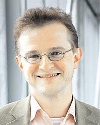 Der Historiker Dieter Pohl von der Uni Klagenfurt.