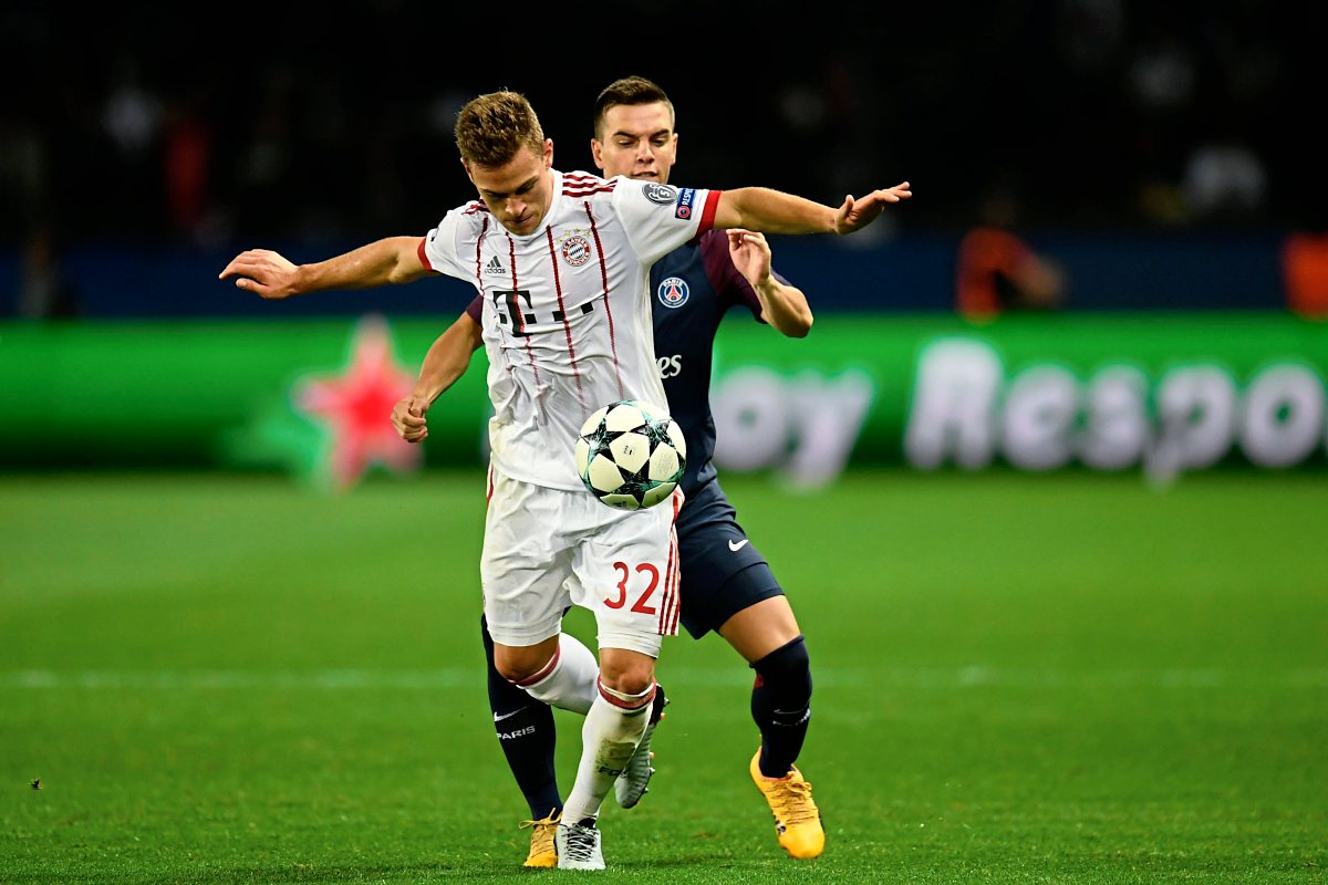 Fc Bayern Paris Saint Germain Im Live Stream Champions League