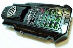 Das neue Matrix-Handy