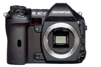 E-1, Foto: Olympus