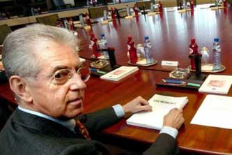 EU-Wettbewerbskommissar Mario Monti