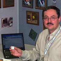 Intel Vizepräsident Gerald Holzhammer