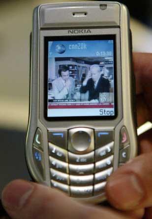 Das Nokia 6630
