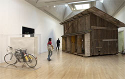 Simon Starling, Installation view, Turner Prize 2005 exhibition