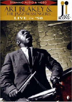 "Art Blakey & The Jazz Messengers: ""Live in Belgium 1958""