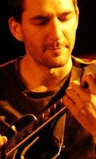 Pencilbrain-Gitarrist Clemens Wabra - wabrag