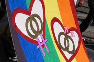 In welchen Lndern gibt es die Homo-Ehe? - RP ONLINE