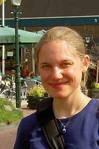 Alexa L. Meyer, wissenschaftliche Mitarbeiterin am Institut für Ernährungswissenschaften der Universität Wien.