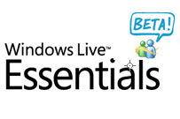 Windows Live Essentials startet in öffentliche Betaphase.