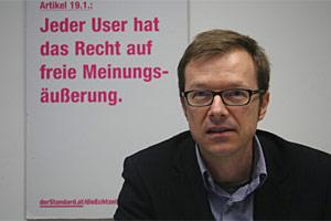 Christoph Hofinger von SORA. - 1285249323303