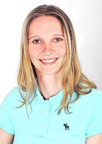 Petra Luschnig experimentiert mit Blutzellen.