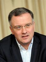 Markus Müller (43) ist Facharzt für Innere Medizin und Klinische Pharmakologie und Vorstand der Universitätsklinik für Klinische Pharmakologie an der Med-Uni Wien im AKH