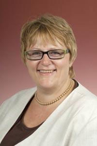 """Silvia Moosmaier ist """"Gender Mainstreaming""""-Beauftragte im Verteidigungsministerium."""