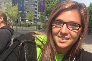 Maria Garcia Leandro Lombardo im Interview - 1334846378471