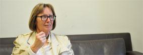 Gabriela Moser, Vorsitzende im Untersuchungsausschuss.