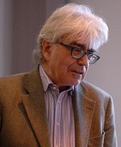 Peter Hoffmann, Psychologe und bei der Arbeiterkammer Wien im Bereich Sozialpolitik tätig. Hoffmann referierte - 1348362592057