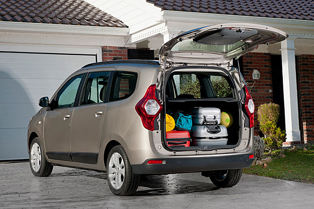 dacia lodgy im grunde alles was man braucht seite 1 mini vans lifestyle. Black Bedroom Furniture Sets. Home Design Ideas