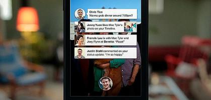 Facebook Home: Jedes Android-Gerät soll zum Facebook Phone werden