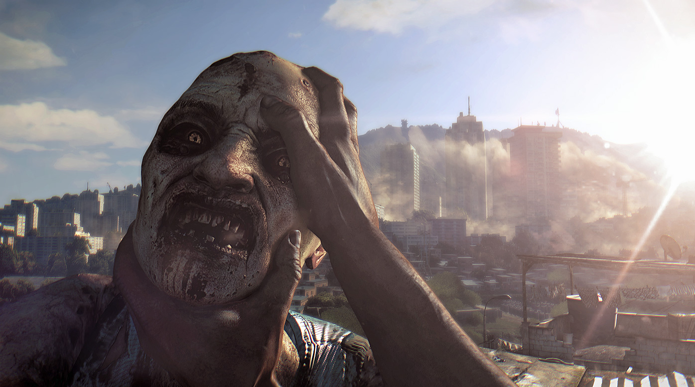 Dying Light Für Ps4 Und Xbox One Vorgestellt Parkour Trifft