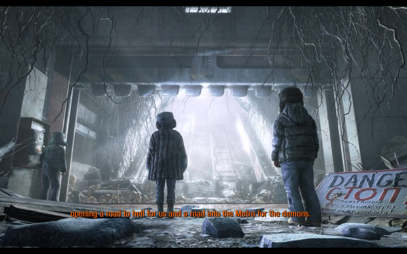 Metro Redux - Official Announcement Gameplay Trailer US. 460 views.