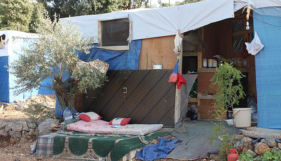 fl chtlinge aus syrien im libanon libanon international. Black Bedroom Furniture Sets. Home Design Ideas