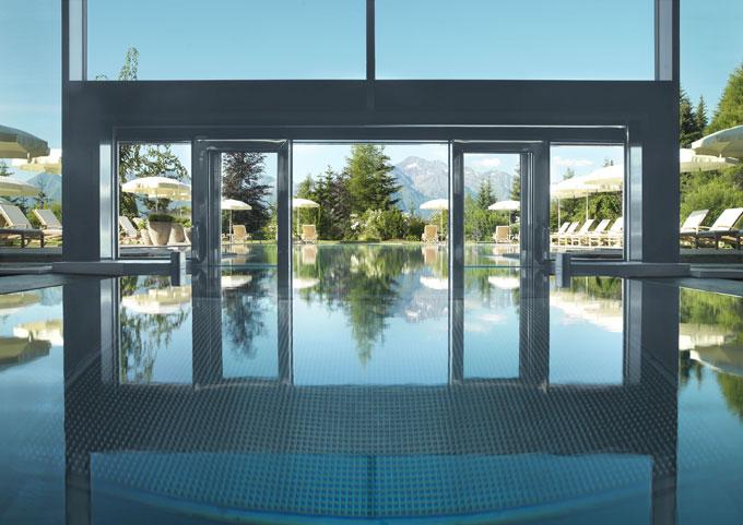 Interalpen Hotel Spa