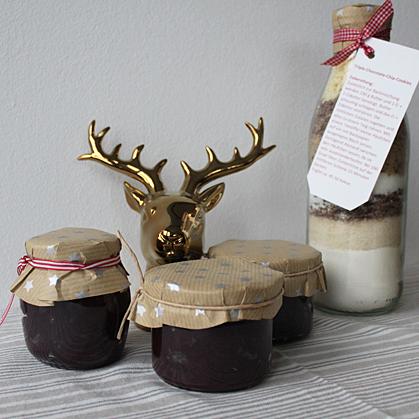 last minute geschenke aus der k che weihnachten. Black Bedroom Furniture Sets. Home Design Ideas