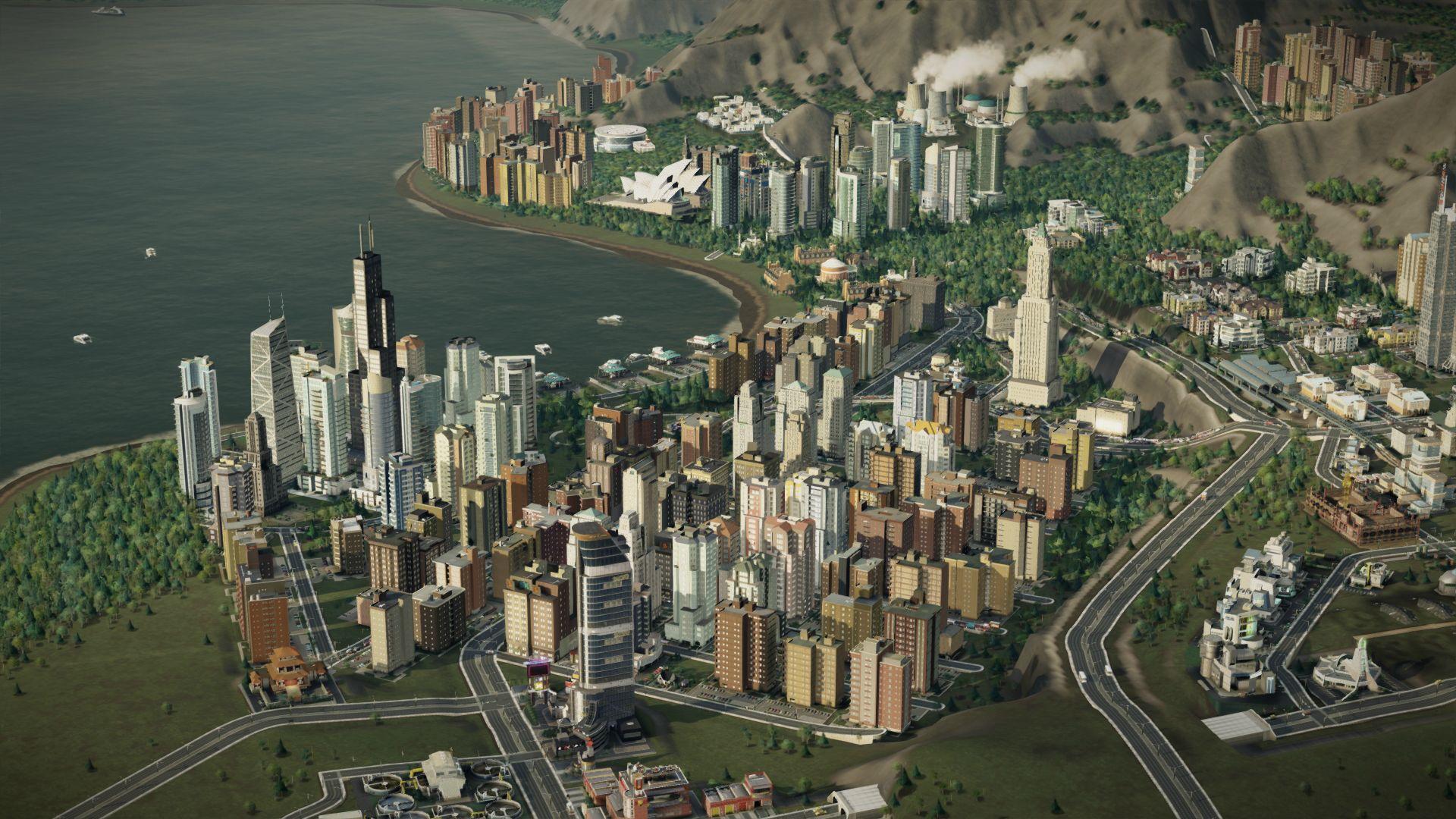 Mod Simcity Buildit