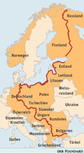 europa welche länder
