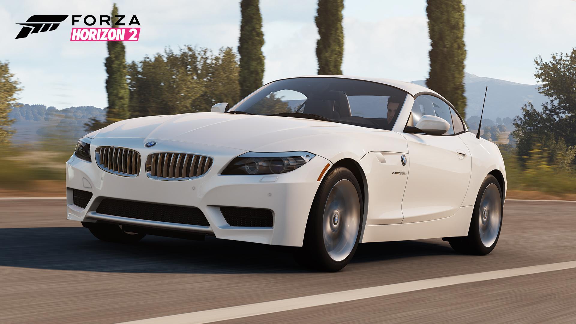 E89 Bei Forza Horizon 2 Zroadster Com Bmw Z1 Z2 Z3 Z4