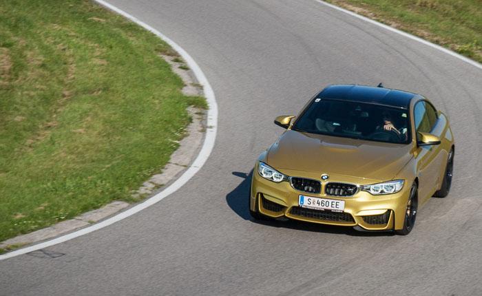 bmw m4 gelb ist das neue schnell seite 2 auto lifestyle. Black Bedroom Furniture Sets. Home Design Ideas