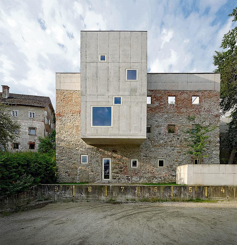 Brutalismus zur ck zum beton architektur stadt for Architektur brutalismus