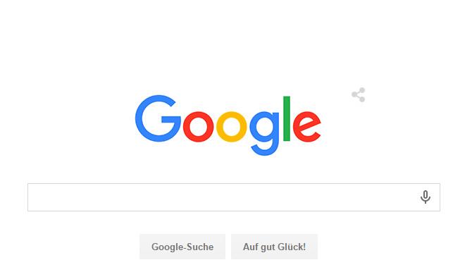 google hat sich ein neues logo verpasst suchmaschinen