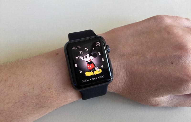 apple watch im test auf der suche nach dem sinn der apple uhr innovationen web. Black Bedroom Furniture Sets. Home Design Ideas